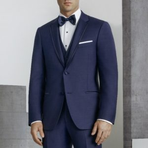 2019 Kenneth Cole Navy Thompson