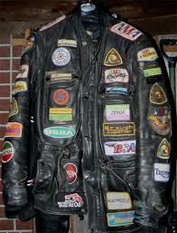 leather jkt patch